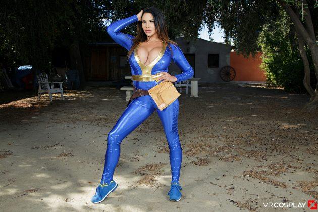 VR порно пародия Fallout XXX