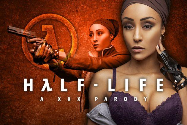 VR порно по игре Half-Life. Аликс Венс